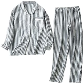 Coton Simple Chemise Manches Longues Famille Andopa En Pantalons Y6yfgb7