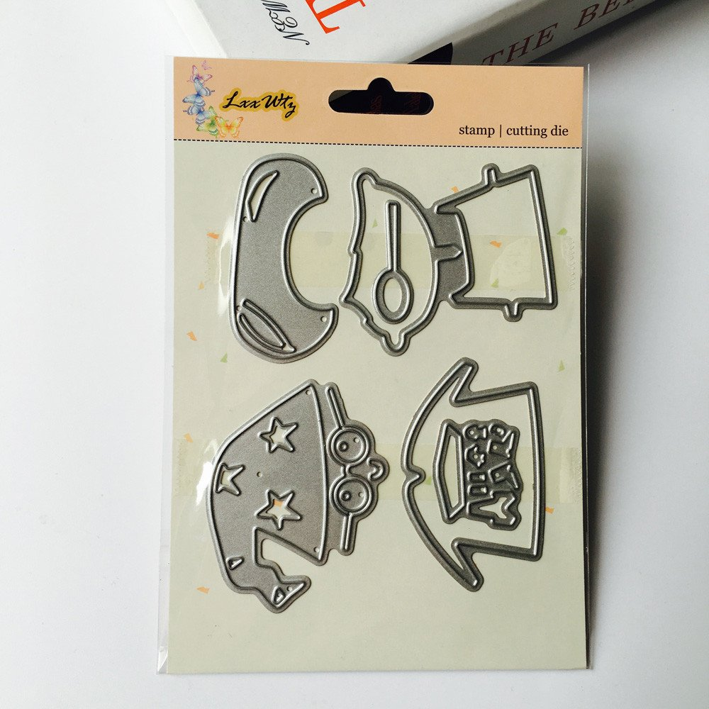 MOZATE DIY Scrapbooking Domybest Dies for Scrapbooking Cards for Greeting Card,Home Decor and Kitchen.
