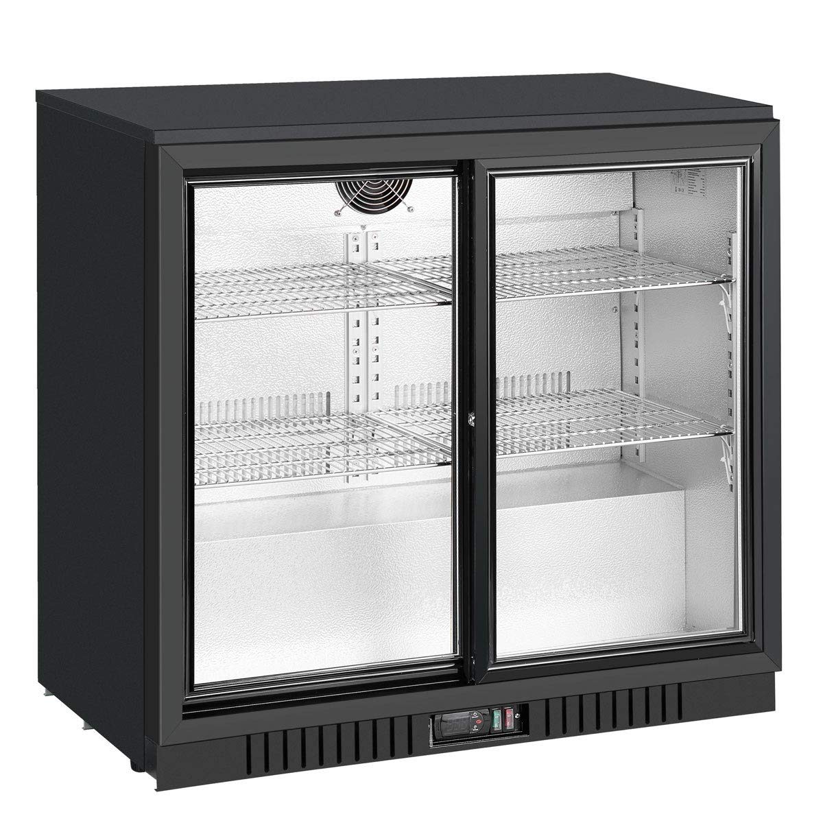 KingsBottle KBU208SC refrigerador de barra trasera de 36 pulgadas ...