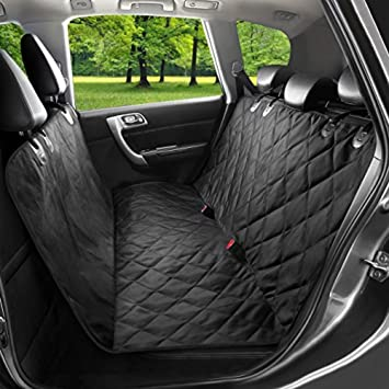 Extra Durable Pet Car Seat Cover For Dogs