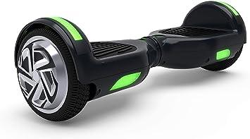 Amazon.com: Fluxx Watt+ LED Hoverboard - UL2272 Hover Board ...