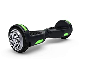 Amazon.com: Fluxx Watt+ LED Hoverboard - UL2272 Hover Board ...