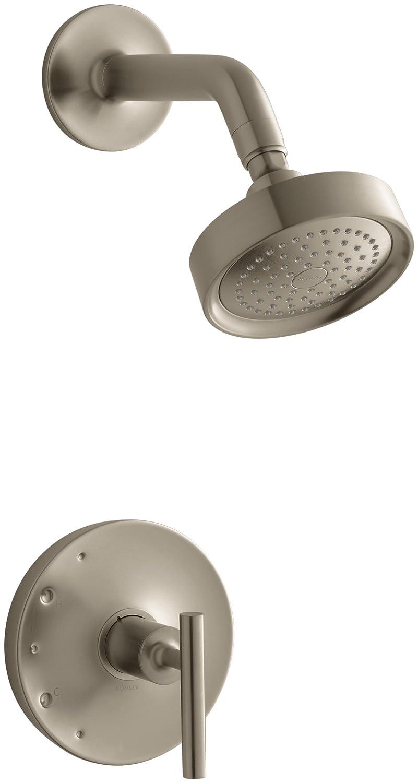 KOHLER K-T14422-4-CP Purist Rite-Temp Pressure-Balancing Shower ...