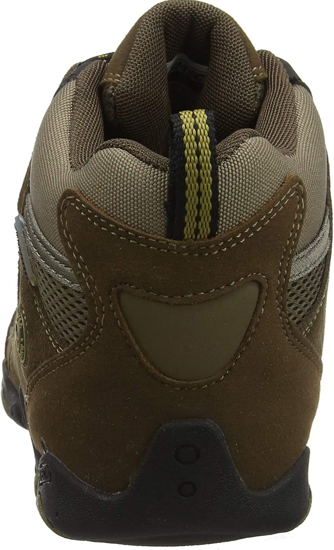 Chaussures de Randonn/ée Hautes Homme HI-TEC Quadra Mid WP