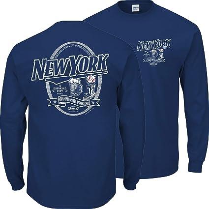 New York Baseball Fans NY Shirt