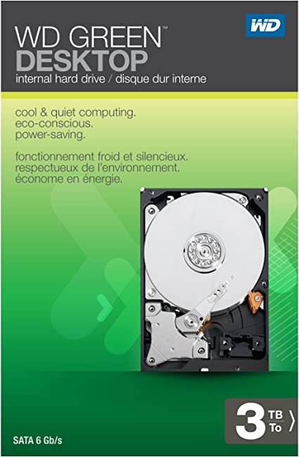 """Professionally Wiped and Tested 1TB SATA 3.5/"""" 7200RPM Desktop Hard Drive"""