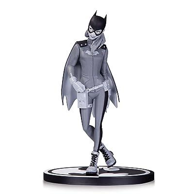"""DC Comics """"Batman Batgirl par Babs Tarr"""" Statue (Noir/blanc)"""