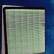 Filtro de Aire Limpio Ajuste para Honda GC160 Gcv135 GCV160 Gcv190 Motor 17211-zl8-023