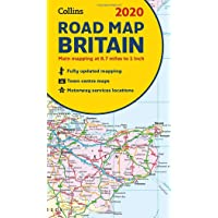 2020 Collins Map of Britain