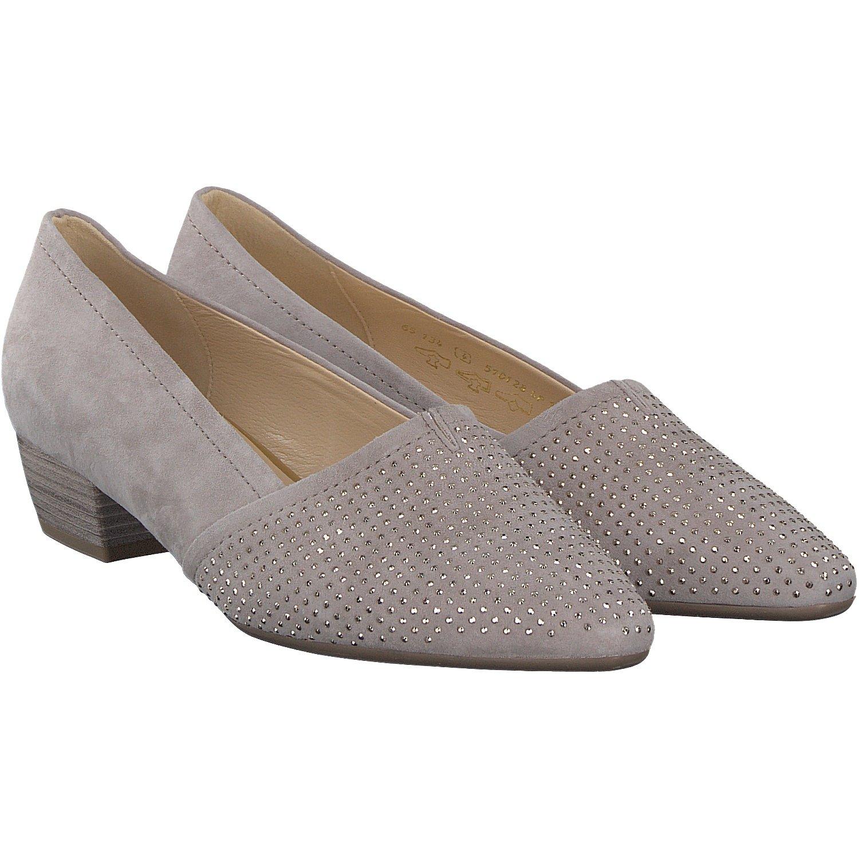 Gabor Gabor Gabor - Damen Pumps - Schwarz Schuhe in Übergrößen Beige e9d478