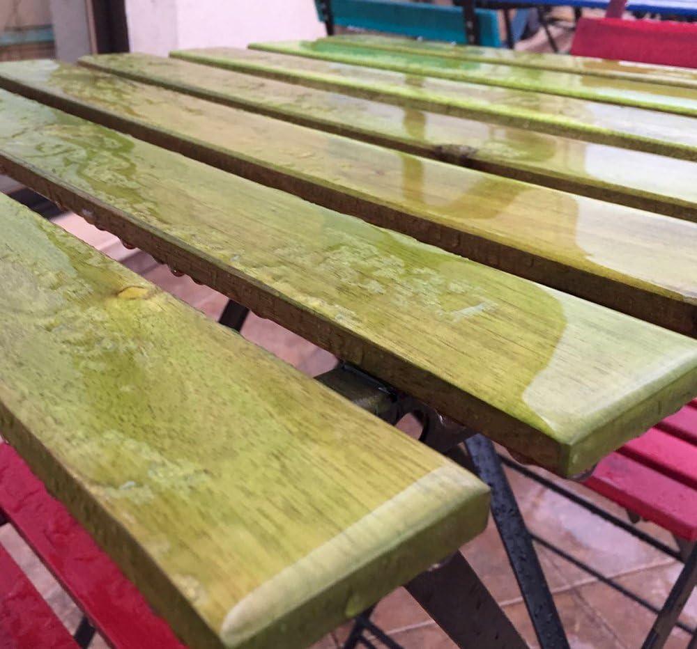 Luminos Greenery LUM1107 - Protector para madera, color Verde ...