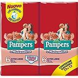 Pampers La Mutandina Pannolino Extralarge Taglia 6, Pacco da 26 Pezzi
