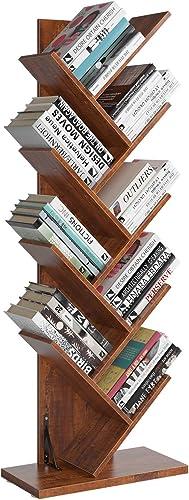 Homfa Tree Bookshelf - the best modern bookcase for the money