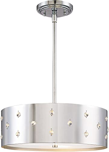 George Kovacs P033-077 Three Light Pendant