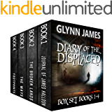 Diary of the Displaced Box Set - Books 1-4