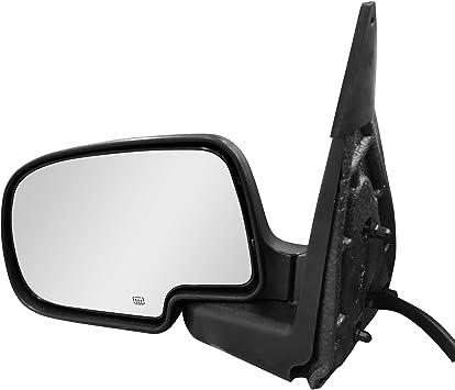 For 99-07 Silverado Sierra 1500 2500HD 3500 Driver Side Manual Mirror Fold