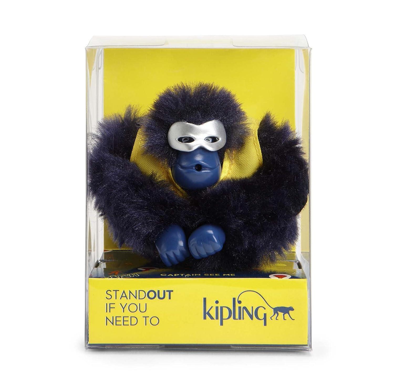 Kipling Captain C Me Llavero, 8 cm, 0.01 Liters, Azul ...