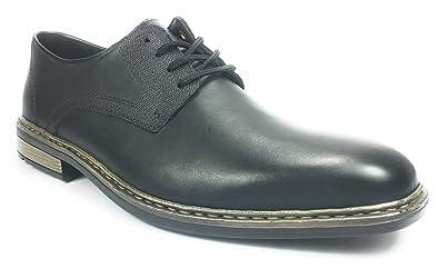 B1224-00 Nero (Black) Mens Shoes
