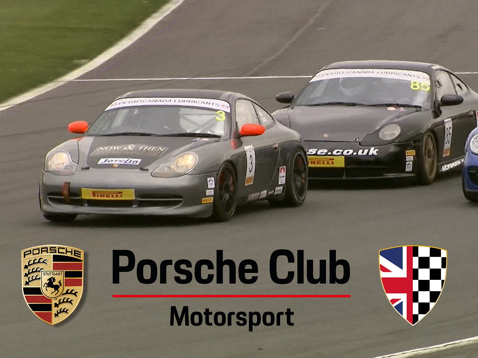Porsche Club Championship on Amazon Prime Instant Video UK