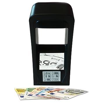 VERIFICA Detector billetes falsos IR de infrarrojos Profesional ir130: Amazon.es: Electrónica
