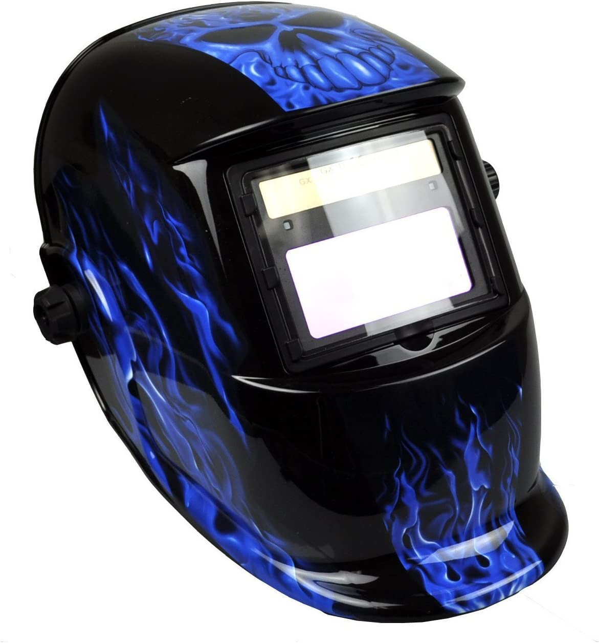 #4 Instapark ADF Series GX-350S Solar Powered Helmet