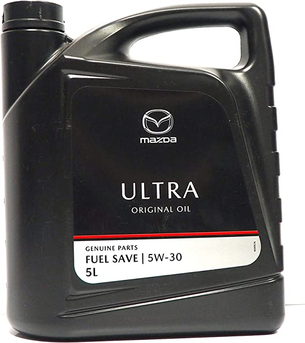 Mazda Original Oil Ultra 5W-30- Aceite para motor, 5 L: Amazon.es ...