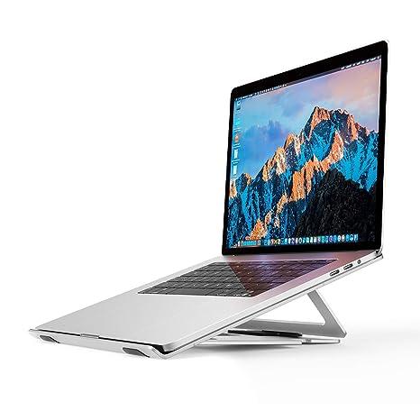Amazon.com: Soporte para ordenador portátil, portátil de ...