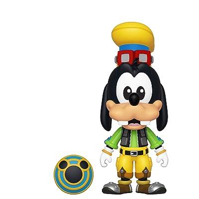 Funko 5 Star: Kingdom Hearts 3 - Goofy: Toys & Games