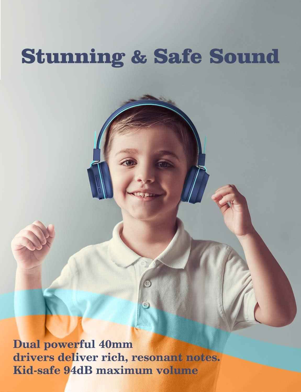 iClever BTH03 wireless Headphones for kids