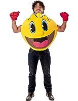 Damen Herren Pac Man Die Geisterhaften Abenteuer Kostüm