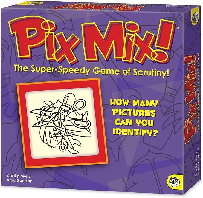 Juegos de Mesa Verde Pix Mix Game: Amazon.es: Juguetes y juegos