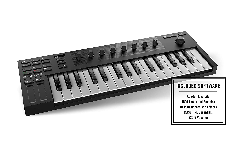 Native Instruments Komplete Kontrol M32: Amazon.in: Musical ...