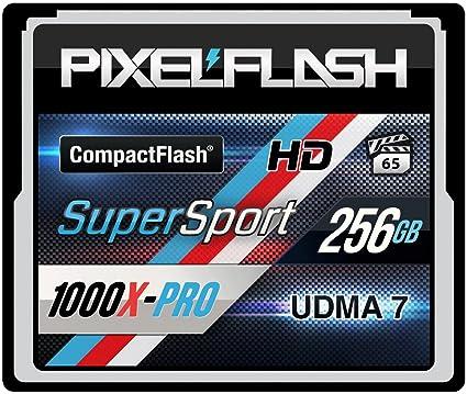 PixelFlash 8GB 533x CF - Tarjeta de Memoria (8 GB ...