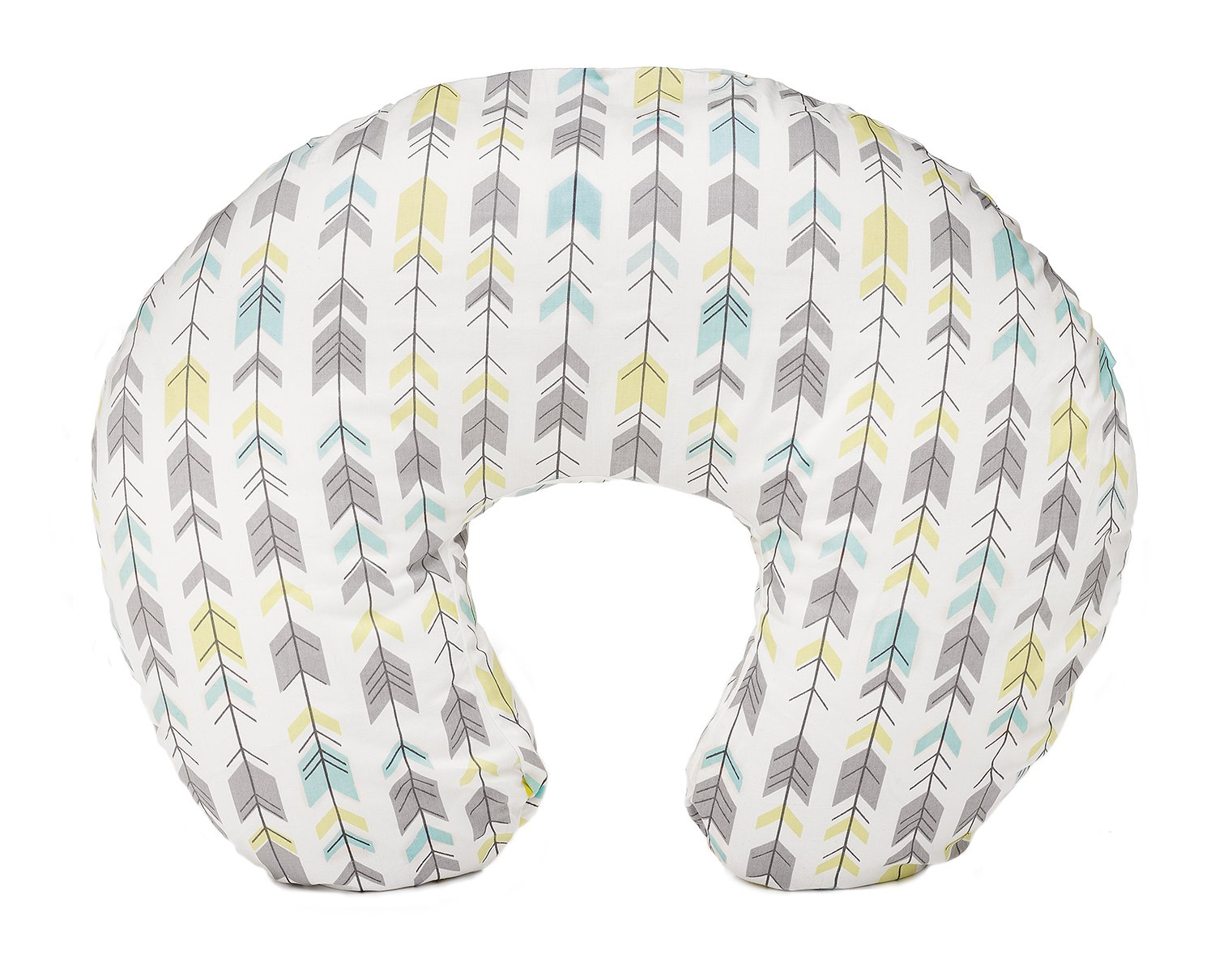 Org Store Premium Nursing Pillow Cover | Slipcover for Breastfeeding Pillows | Fits Most Boppy Pillows (Spring Colors)