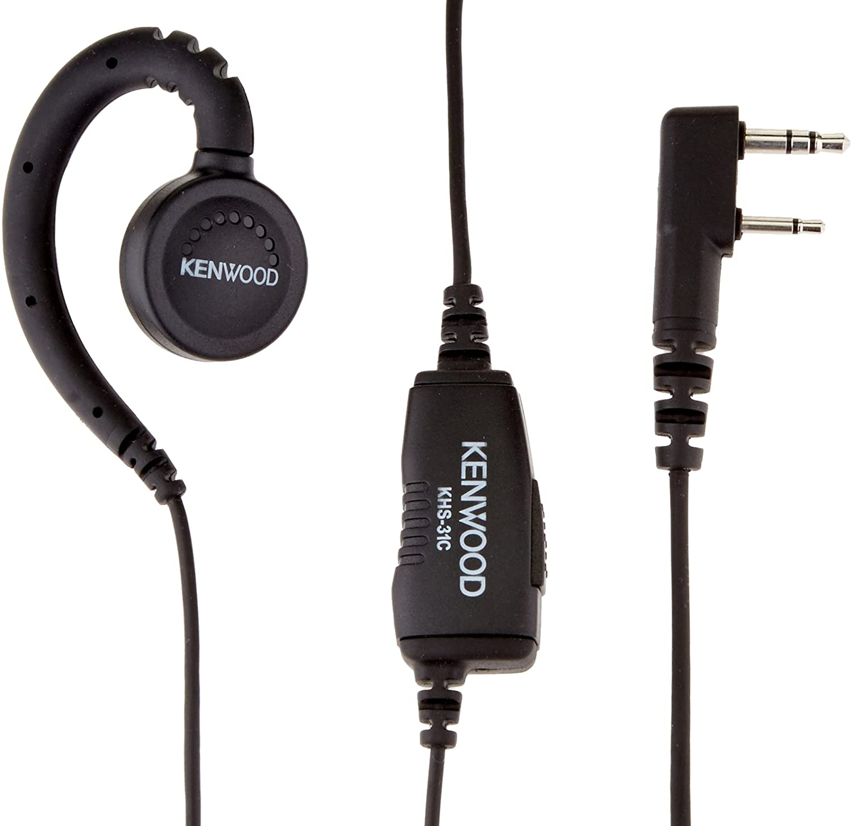 Replacement Free Shipping Kenwood KHS-31C Ear Loop Earpiece