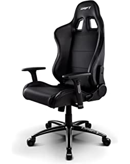 Drift Gaming DR150B - Silla, Negro: Drift: Amazon.es ...