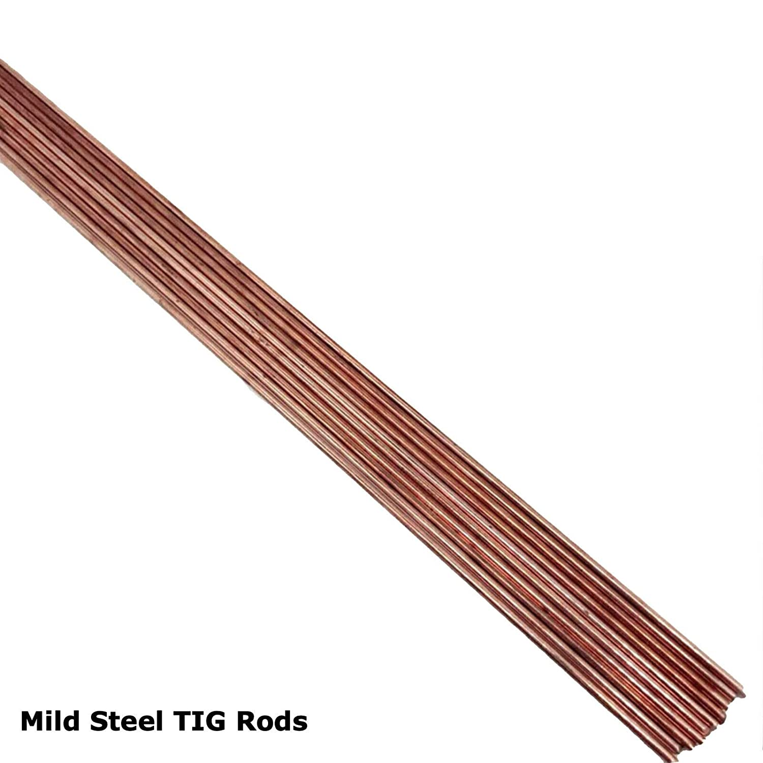 50, 3.2mm MILD Steel TIG Welding Filler Rods Wire 1.6mm 2.4mm 3.2mm Gas Welding CCMS by BMF DIRECT/®