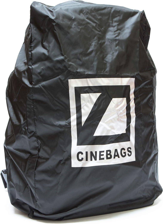 Black and Charcoal CB25B Revolution Backpack CineBags Orange Label Camera Backpack Professional Video Equipment Case