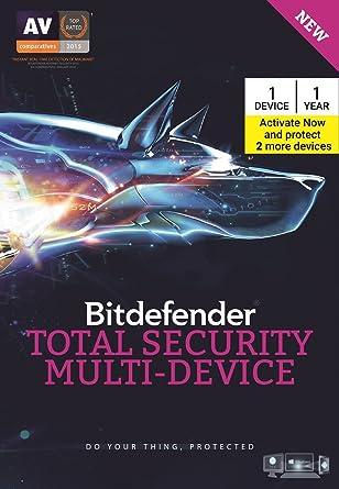 bitdefender 2017 total security activation code