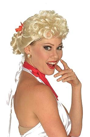 Forum Novelties Women s 50 s Housewife Wig 322281c572