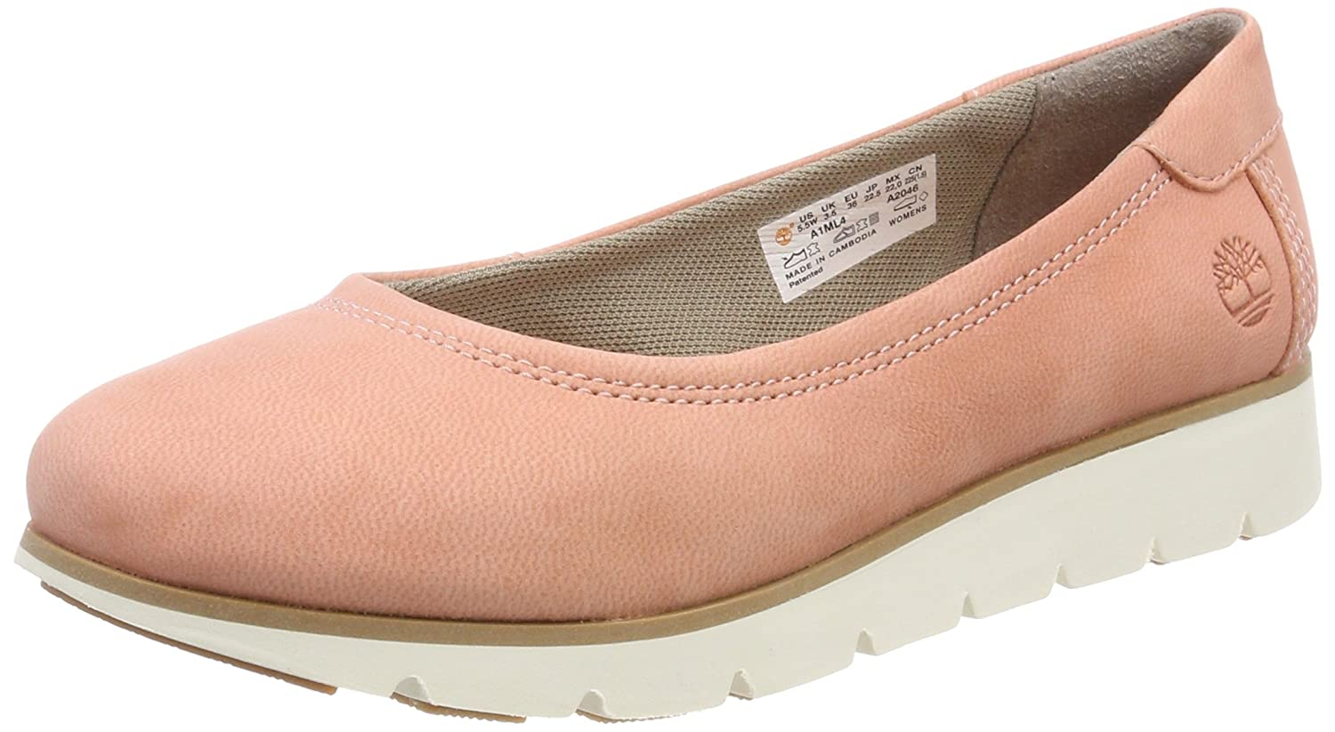 Timberland Florence 19835 Timberland Air, Ballerines Femme Florence Rose (Crabapple Luscious K41) c645c4a - reprogrammed.space