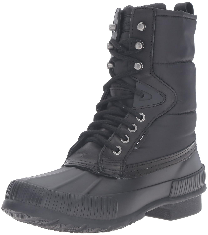 Tretorn Women's Foley Rain Boot B01G62UKP0 10 B(M) US|Black/Black/Black