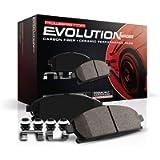 Power Stop (Z23-1400) Z23 Evolution Sport Brake Pads, Rear