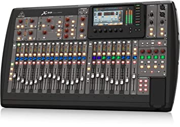 BEHRINGER, 32 40-Input 25-Bus Digital Mixing Console, Black (X32)
