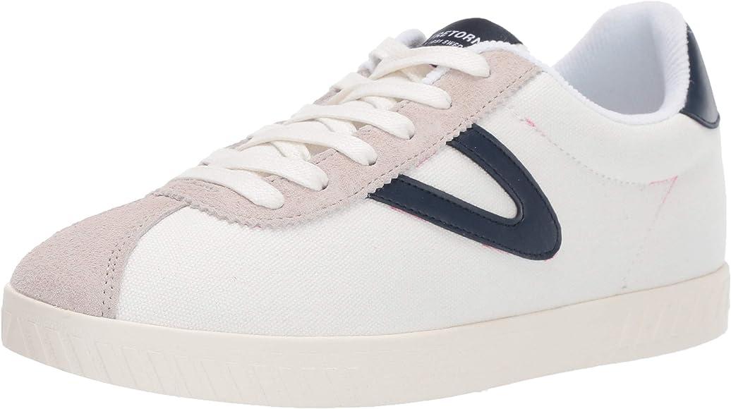 TRETORN Women's Callie Sneaker, Ivory