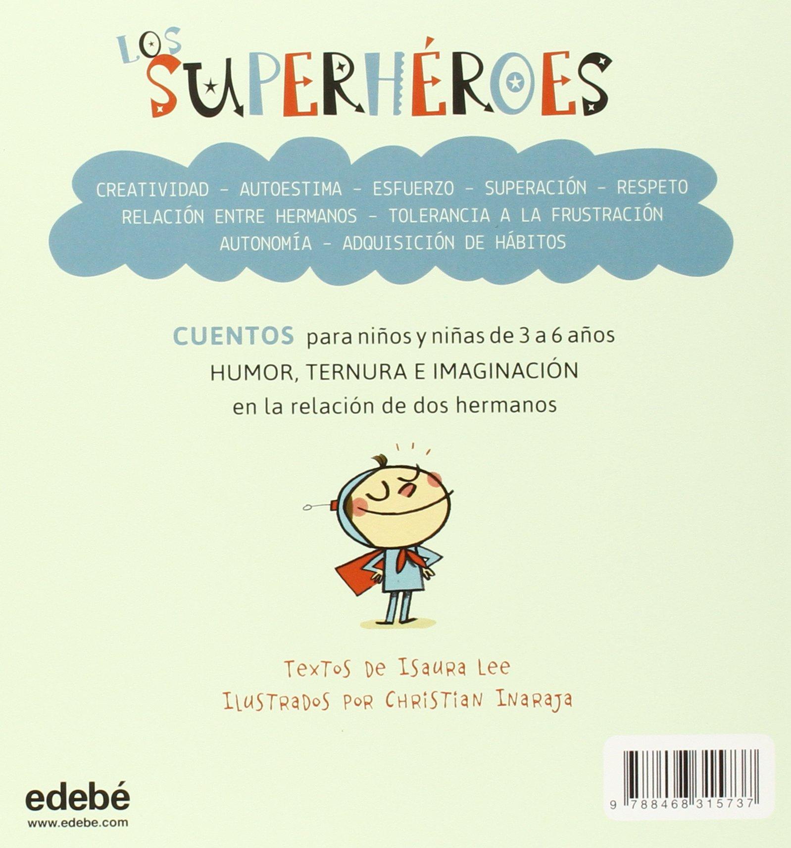 Los superhéroes no se hacen la cama: 3 Soy un Superhéroe: Amazon ...