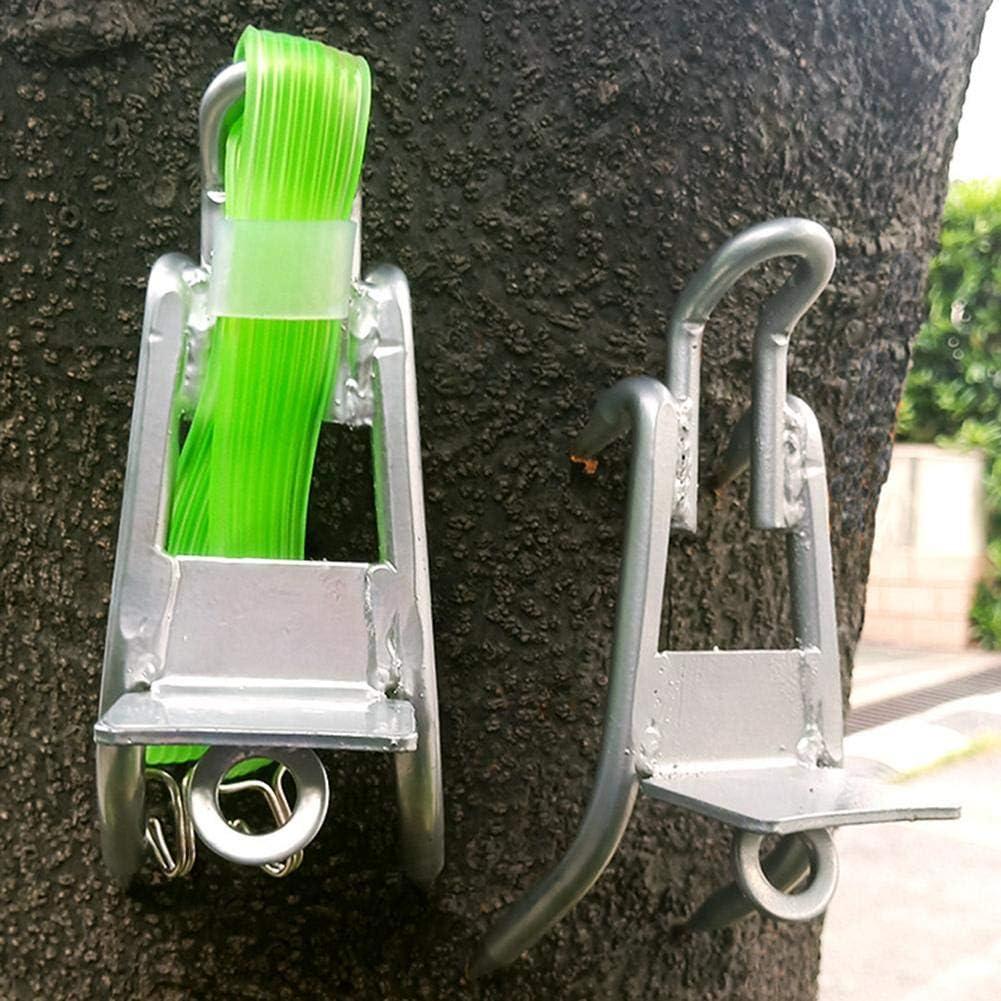 mit bund Pinchos de escalada Pole Climbing Tree f/áciles de usar para escalada de /árboles Jungle Survival Fruit Picking Hunting Herramienta para escalada de /árboles Heoolstranger
