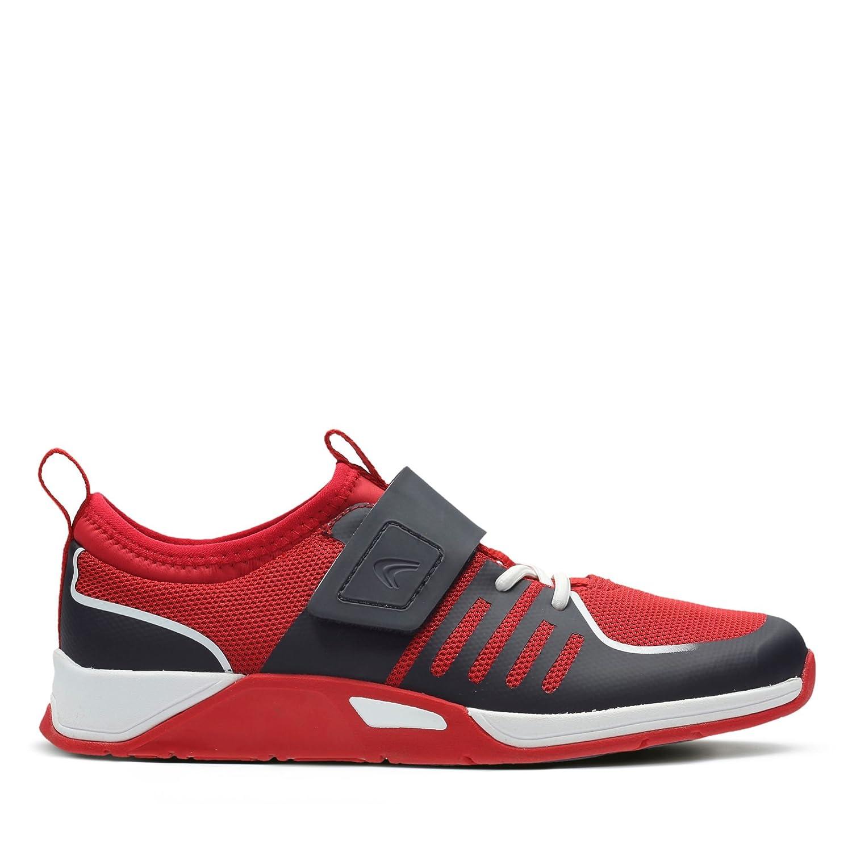 Clarks Trace Fire Infant, ville Chaussures de pour ville à lacets B074KBR2T3 pour femme rouge Red - d12a149 - gis9ma7le.space