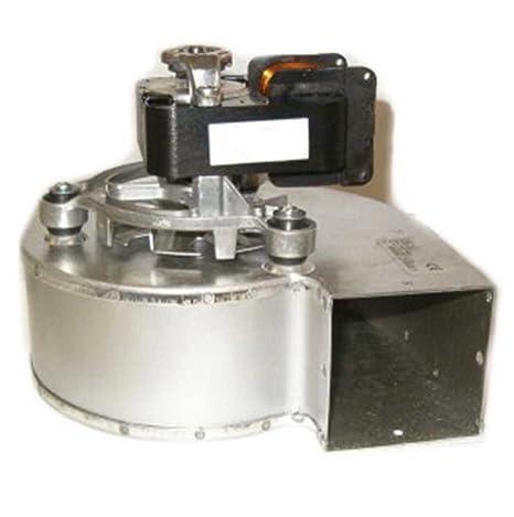 Motor Ventilador Alcance 170 m3/h Original MCZ Cod. 41451002903 Estufa Pellets