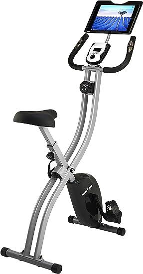 Innova Salud y Fitness Bicicleta Vertical Plegable (con Soporte ...